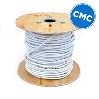 FULL SPOOL - White 16 AWG CMC Extension Cables