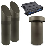 Audio Demo Package 6 - CRS1400 + 3-Way Bollards + 14.0 Sub